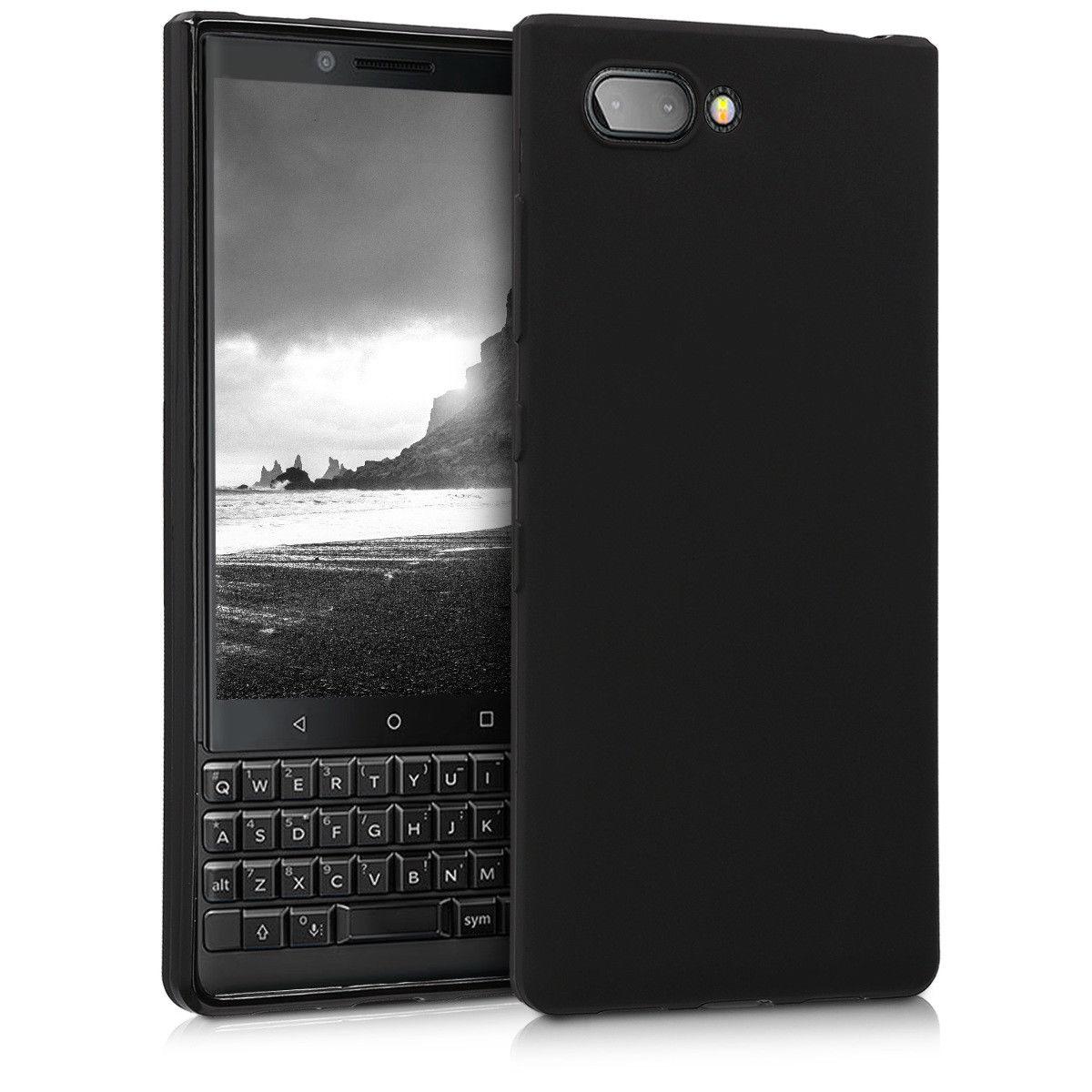 Pouzdro GEL pro BlackBerry Key2 černé