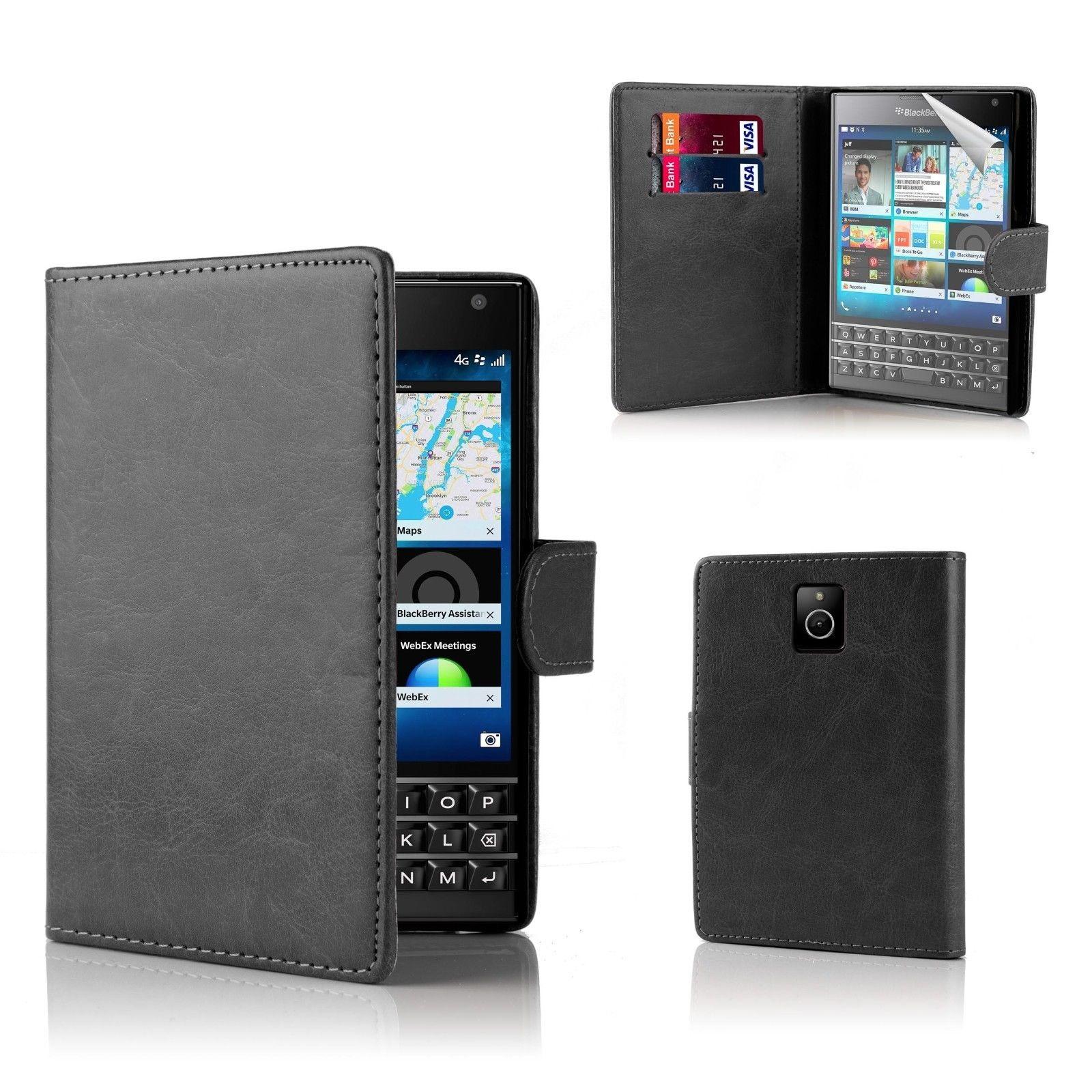Pouzdro pro BlackBerry Passport černé