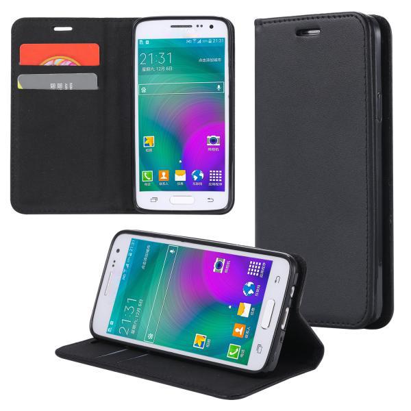 Pouzdro pro Samsung Galaxy A3 (2015) černé