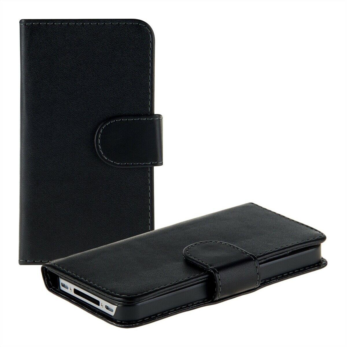 Pouzdro pro Apple iPhone 4 4S černé