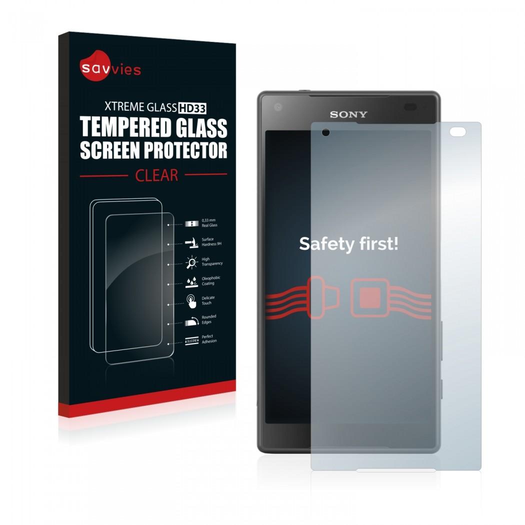 Tvrzené sklo Tempered Glass HD33 Sony Xperia Z5 Compact