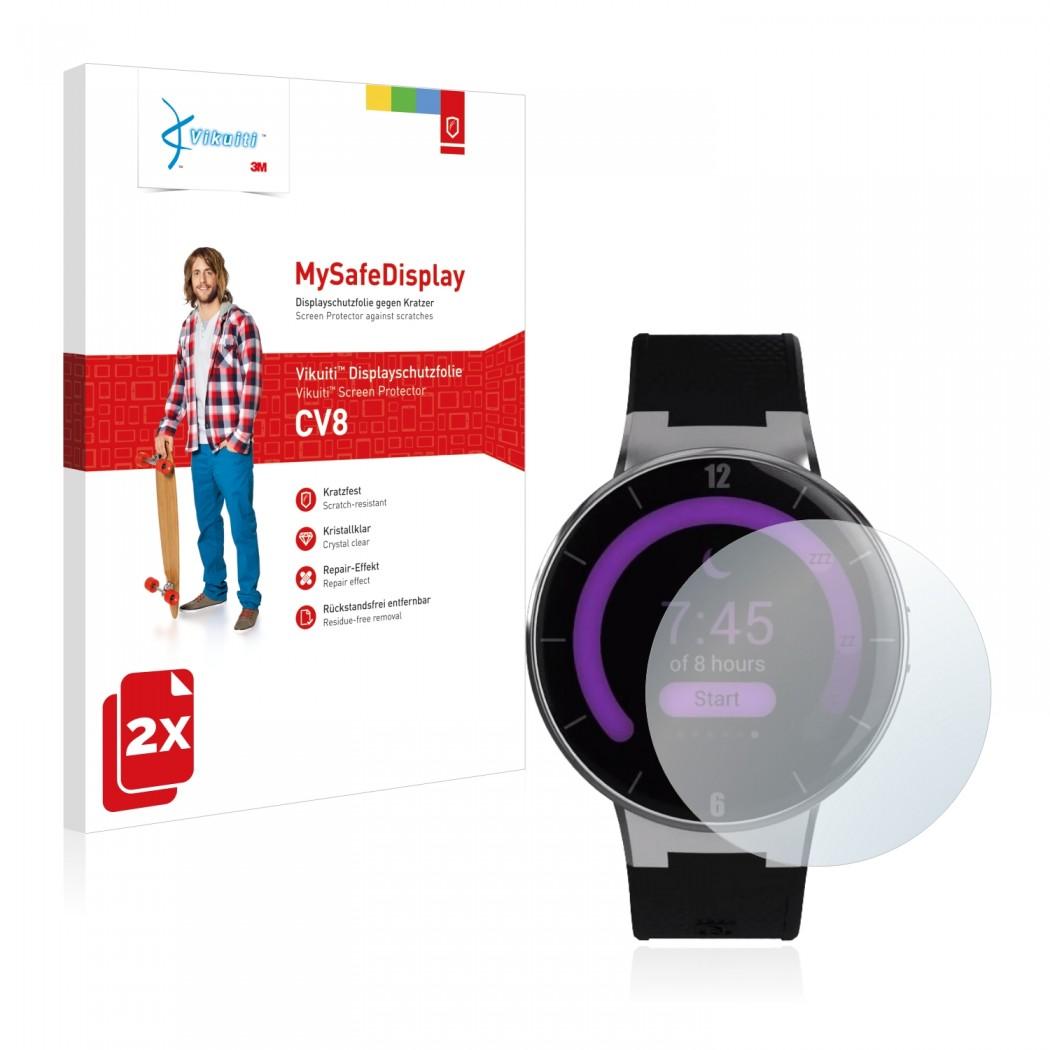 2x Vikuiti MySafeDisplay Screen Protector Alcatel One Touch Watch