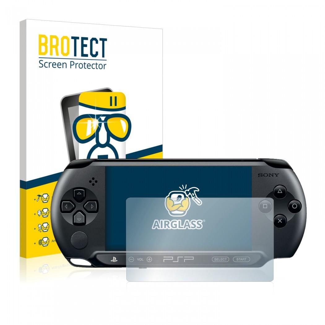 AirGlass Premium Glass Screen Protector Sony PSP 1004