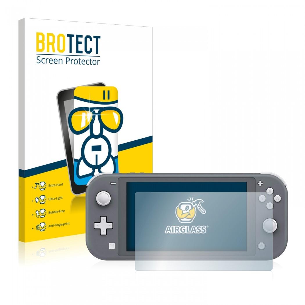 AirGlass Premium Glass Screen Protector Nintendo Switch Lite