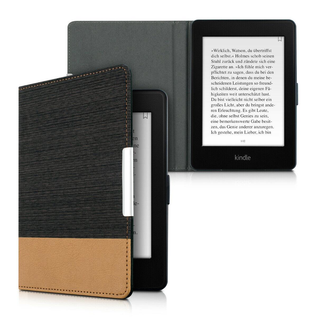 Pouzdro pro Amazon Kindle Paperwhite hnědé